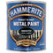 Hammerite Direct to Rust Metal Paint Smooth Dark Green 750ml-Metal Protection & Paint-Tool Factory