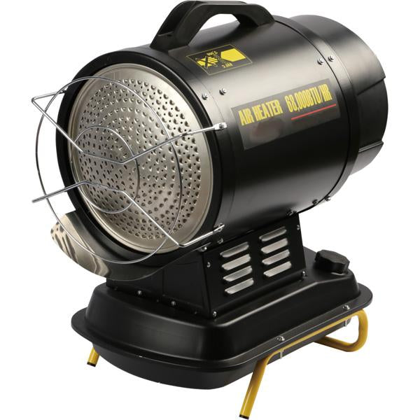 Proequip Diesel/Kero Radiant Air Heater- 20Kw | Heaters-Workshop Equipment-Tool Factory