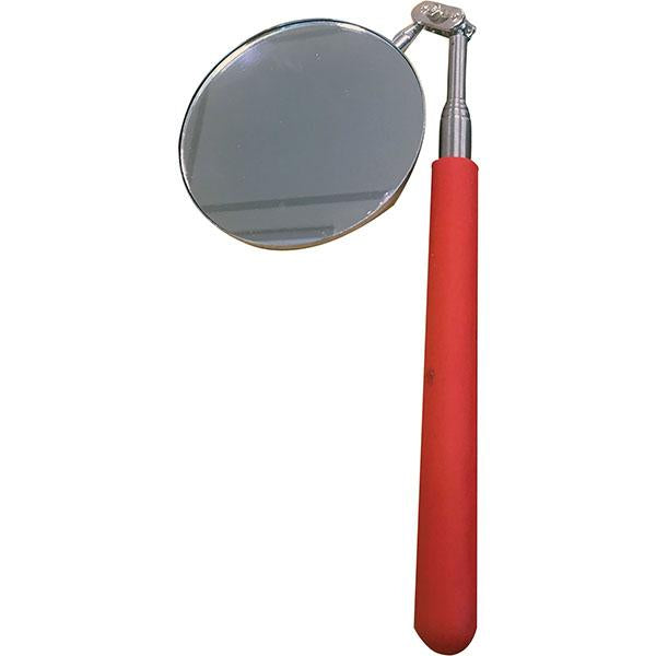 Proequip Telescopic Inspection Mirror 3-1/4In / 82Mm | Service Tools - Mirror