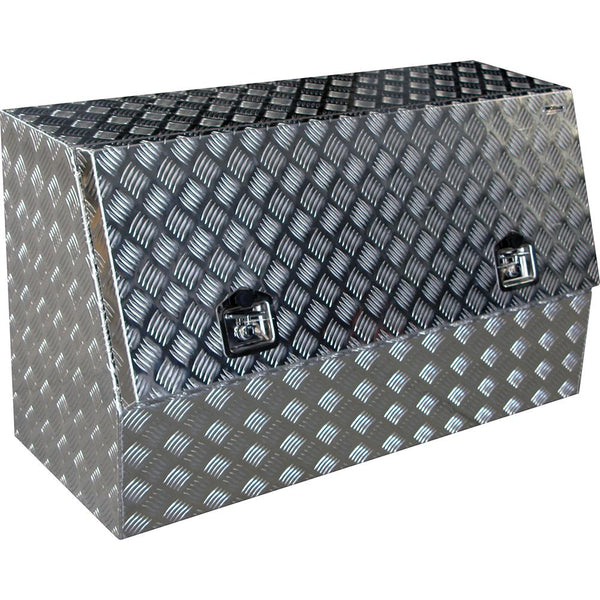 Aluminium High Side Ute/Truck Box 1210Mm | Ute Tool Boxes