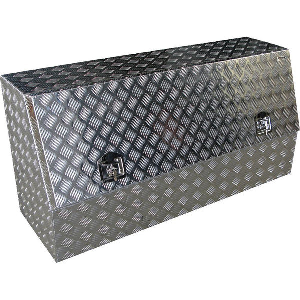 Aluminium High Side Ute/Truck Box 1450Mm | Ute Tool Boxes