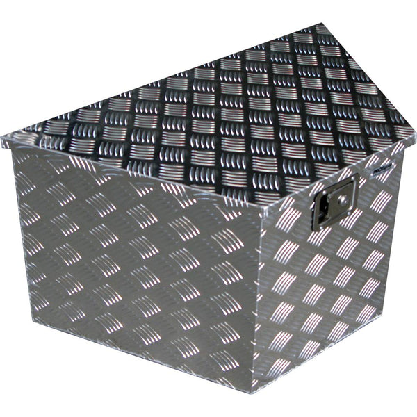 Aluminium Trailer Tongue Box | Ute Tool Boxes-Tool Storage-Tool Factory