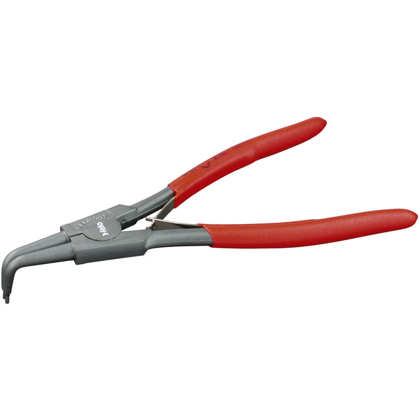 Felo Circlip Pliers External Bent 225mm (40-100mm Circlips)