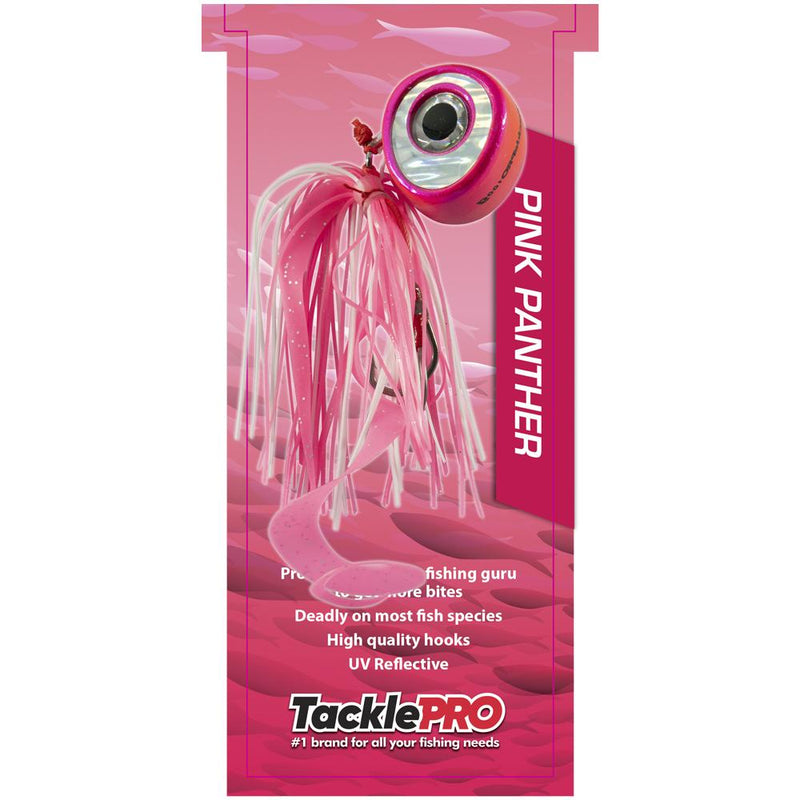 Tacklepro Kabura Lure 80Gm - Pink Panther | Jigs & Lures - Kabura-Fishing-Tool Factory