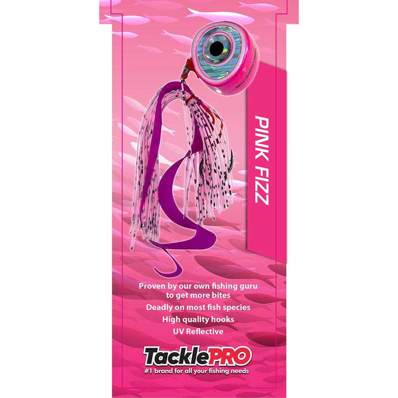 Tacklepro Kabura Lure 40Gm - Pink Fizz | Jigs & Lures - Kabura-Fishing-Tool Factory