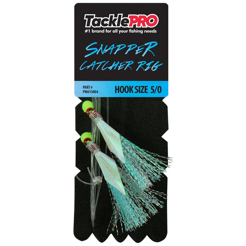 Tacklepro Snapper Catcher Blue - 5/0 | Snapper Catchers-Fishing-Tool Factory