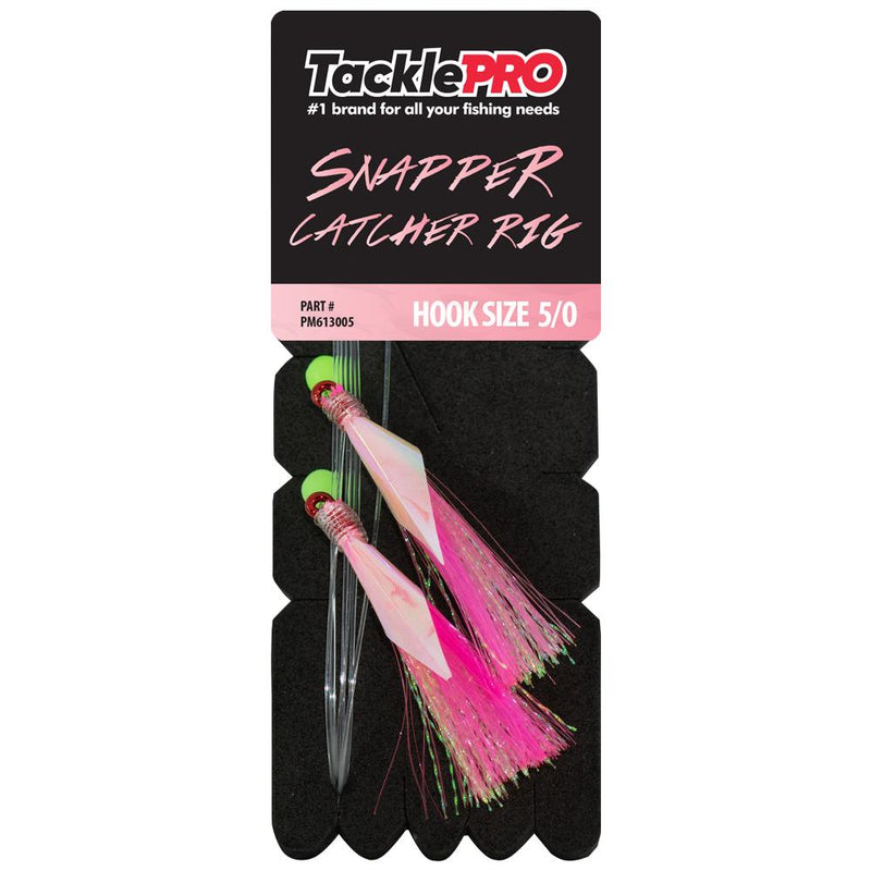Tacklepro Snapper Catcher Pink - 5/0 | Snapper Catchers-Fishing-Tool Factory