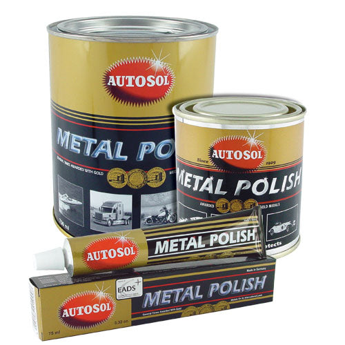 Autosol Metal Polish 75ml (100g)