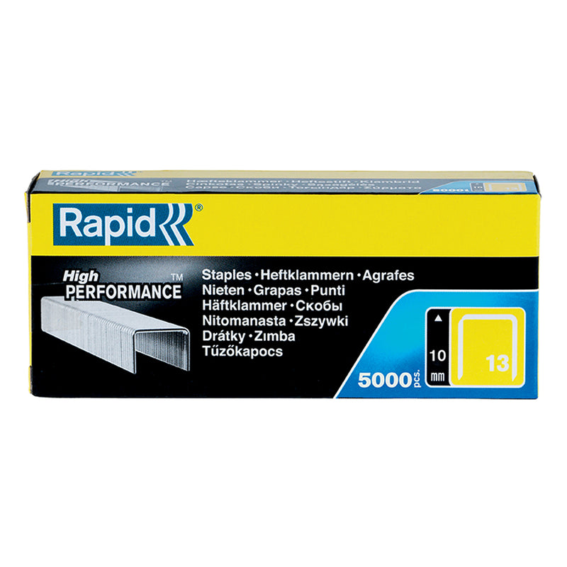 Rapid Staples 13/10 5000pcs-Staples-Tool Factory