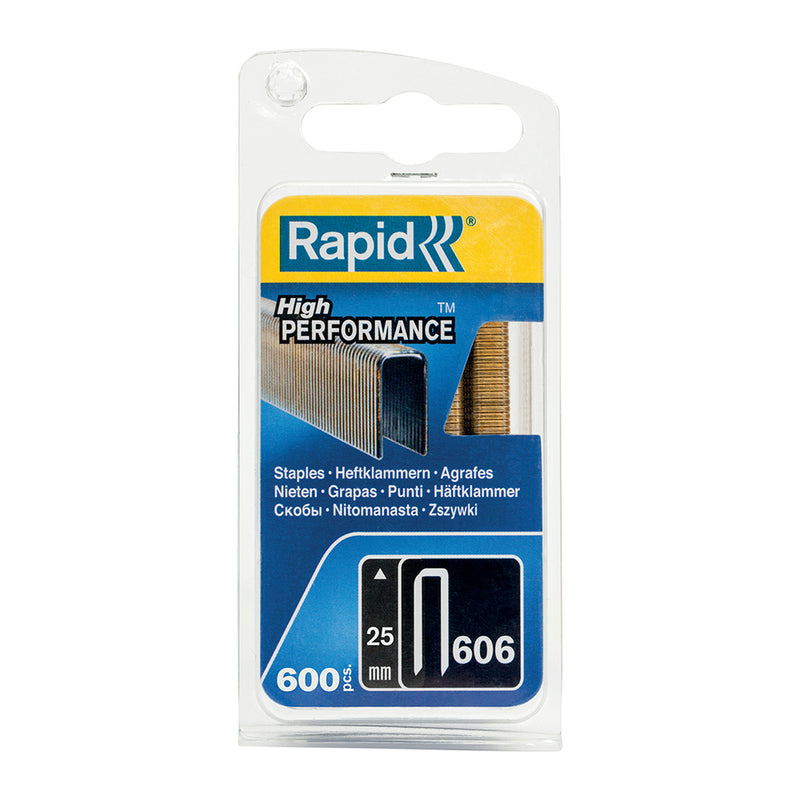 Rapid Staples 606/25 Mini 480pcs-Staples-Tool Factory