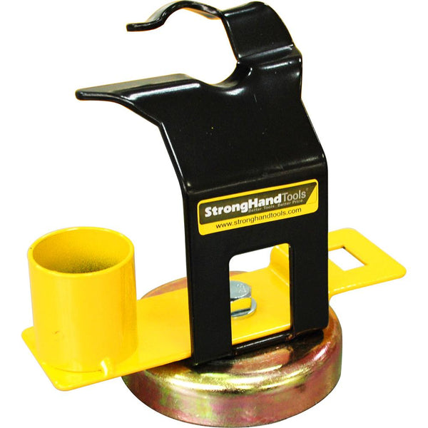Stronghand Mig Gun Holder With Accessory Plate | Table Accessories - Mig Gun Rests