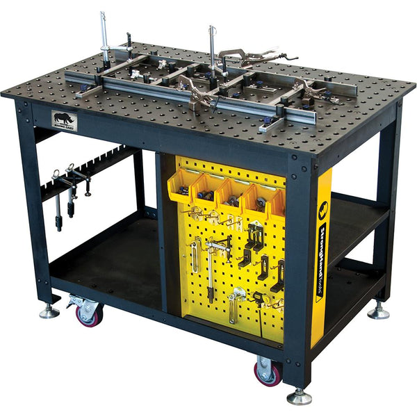 Stronghand Rhino Cart - Table + 66Pc Kit | Tables-Welding-Tool Factory