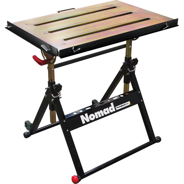 Stronghand Nomad Economy Welding Table | Tables-Welding-Tool Factory