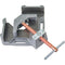 Stronghand Welders Angle Clamp, 2-Axis, Quick Action Screw | Table Accessories - 2 & 3 Axis Fixture Vises