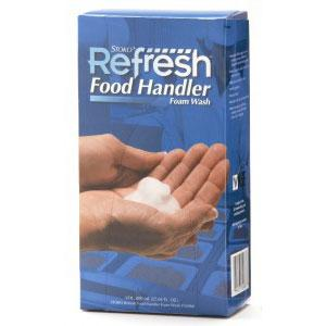 Refresh Food Handling (Fh) Foam Soap 800Ml** | Hand Cleaners & Skin Care - Food Handling
