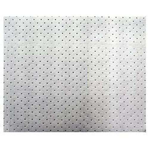 Isl Sorbent Mat - 500 X 400 X 4Mm - Oil (White) - 10Pk | Automotive Equipment & Accessories-Workshop Equipment-Tool Factory