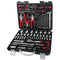 "AmPro 1/4"" & 1/2""Dr Socket & Tools Set 6pt 87pc 4-32mm-Sockets & Accessories-Tool Factory"