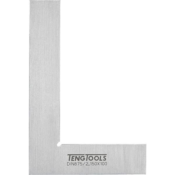 Teng 100 X 150Mm Precision Square | Measuring Tools - Squares-Hand Tools-Tool Factory