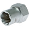 Teng 1/2In Dr. Stud Extractor Socket 24Mm | Service Tools - Sets-Hand Tools-Tool Factory