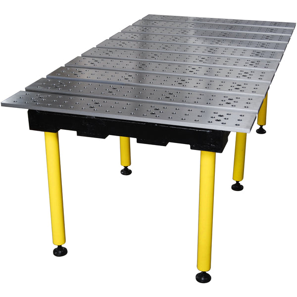 Strong Hand BuildPro™ Welding Table Stop 40 x 16 x 16mm-Hand Tools-Tool Factory