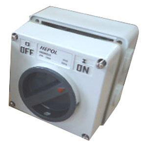 20A 2 Pole 250V Surface Switch Module Ip66** | Plugs & Sockets - Switches
