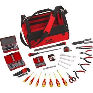 Teng 69Pc Electricians Tool Kit W/Tcsb16 Toolbag | Tool Kits-Tool Storage-Tool Factory