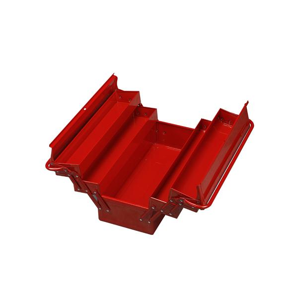 Teng Cantilever Metal Tool Box (520 X 220 X 350Mm) | Tool Boxes-Tool Storage-Tool Factory