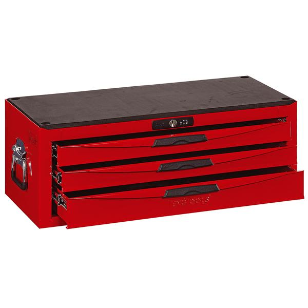 Teng 3-Dr. 8-Series Middle (Stacker) Tool Box | Tool Boxes