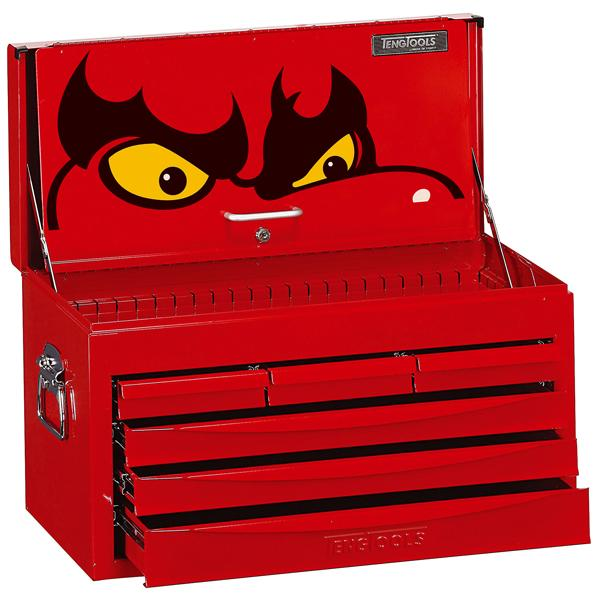 Teng 6-Dr. Sv-Series Top Tool Box | Tool Boxes-Tool Storage-Tool Factory