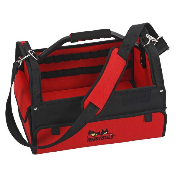 Teng 16In Canvas Tool Bag W/Metal Handle | Tool Bags-Tool Storage-Tool Factory
