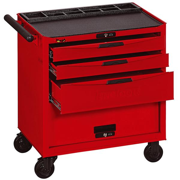 Teng 3-Dr. 8-Series Roller Cabinet | Tool Boxes