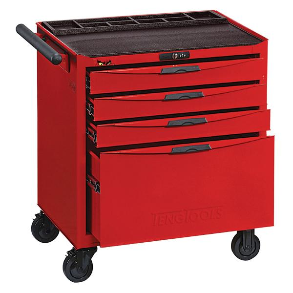 Teng 4-Dr. 8-Series Roller Cabinet | Tool Boxes