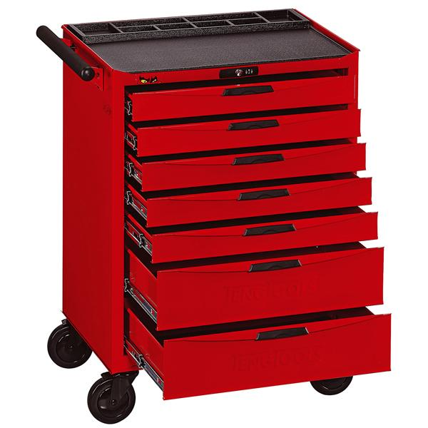Teng 7-Dr. 8-Series Roller Cabinet | Tool Boxes