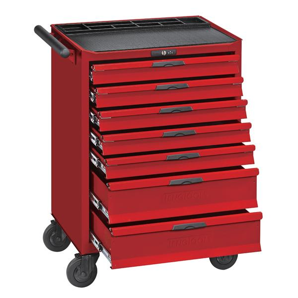 Teng 7-Dr. 9-Series Soft Close Roller Cabinet | Tool Boxes-Tool Storage-Tool Factory
