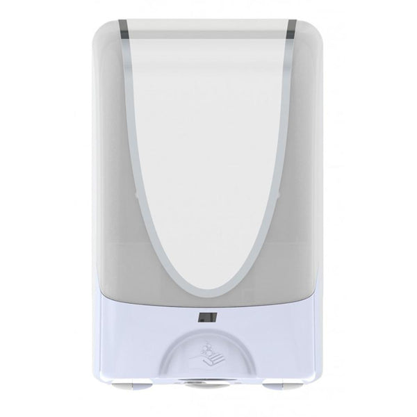 Deb Stoko Touchfree 1.2L Dispenser White / Chrome | Hand Cleaners & Skin Care - Dispensers