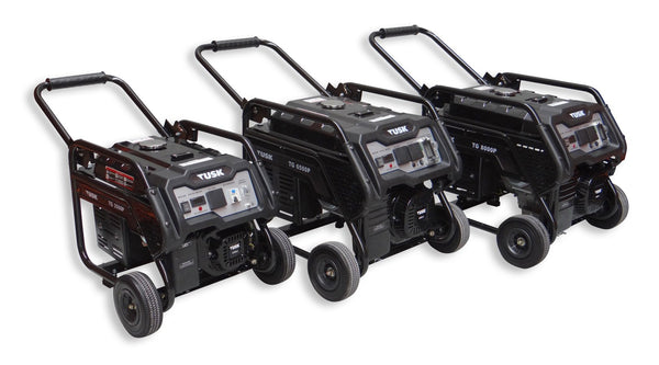 Tusk Portable Power Generators-Tool Factory
