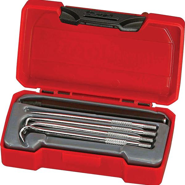 Teng 4-In-1 Hook & Pick Set | Service Tools