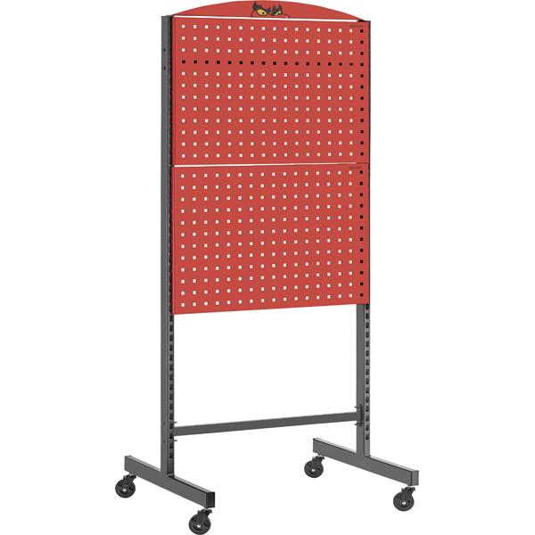 Teng Rolling Tool Panel Rack (2) | Accessories - General Accessories-Tool Storage-Tool Factory
