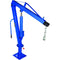 Proequip 500Kg Ute Crane W/ Swivel Base** | Hydraulic Equipment-Workshop Equipment-Tool Factory