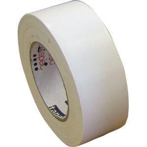 Nz Tape Waterproof Cloth Tape Premium 48Mm X 30M - White | Cloth Tape (Waterproof)-Tapes - Adhesive-Tool Factory