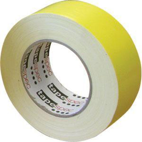 Nz Tape Waterproof Cloth Tape Premium 48Mm X 30M - Yellow | Cloth Tape (Waterproof)-Tapes - Adhesive-Tool Factory