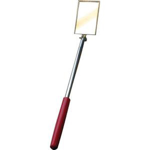Rect. Inspec Mirror 2-18In X 3-1/2In (Long Handle) | Service Tools