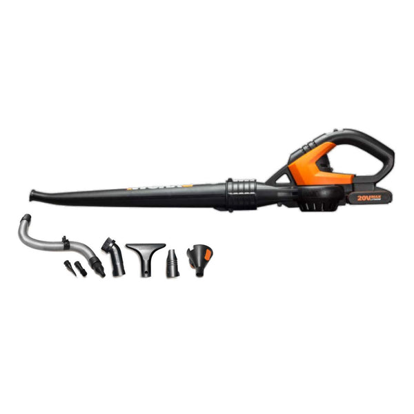 20V Li-ion Blower with Air Accessories-Power Tools-Tool Factory