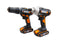 Worx WX938 Impact Drill & Driver Kit-Power Tools-Tool Factory