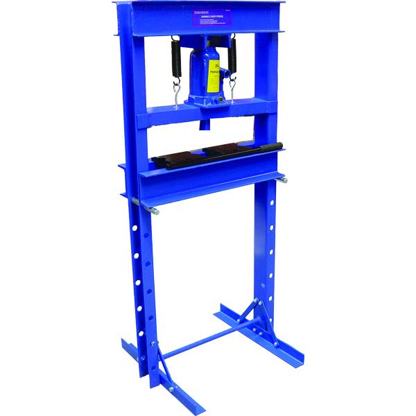 Proequip 20T Hydraulic H-Frame Shop Press | Hydraulic Equipment-Workshop Equipment-Tool Factory