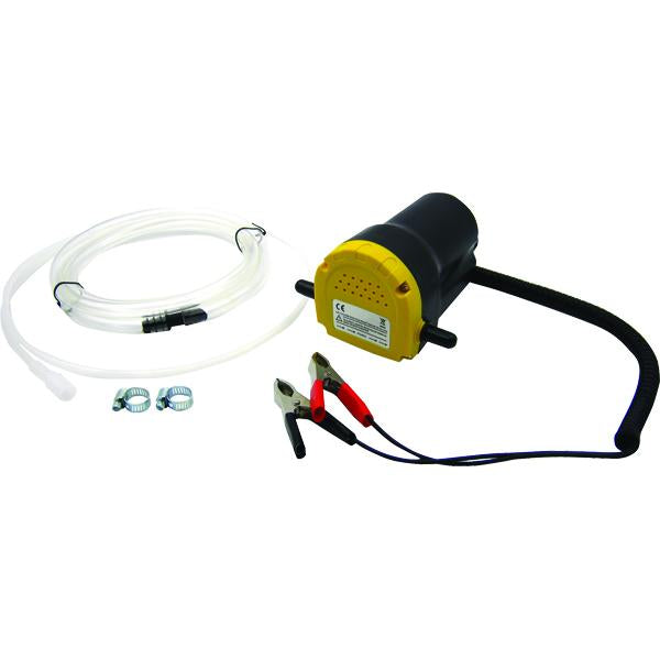 Proequip 12V/60W Oil Extractor/Suction Pump | Automotive Equipment & Accessories-Workshop Equipment-Tool Factory