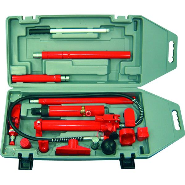 Proequip 14Pc Porta Power Kit - 10T | Hydraulic Equipment-Workshop Equipment-Tool Factory
