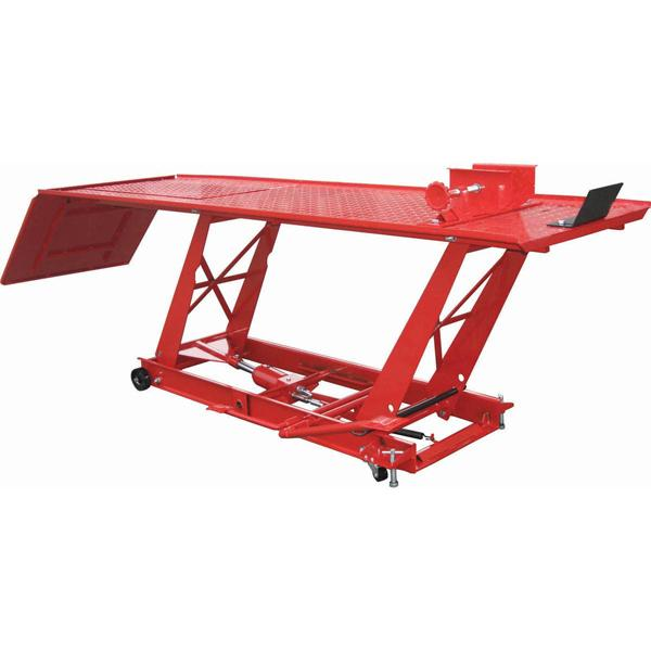 Proequip 454Kg Hydraulic Motorcycle Lift Hoist Table | Hydraulic Equipment