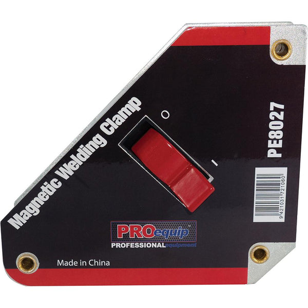 Proequip Switchable Magnetic Welding Clamp | Service Tools-Hand Tools-Tool Factory
