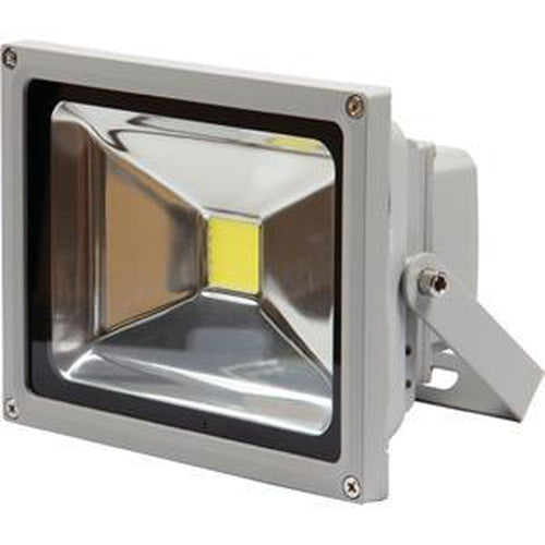 Qesta Led 240V Floodlight - 20W (No Plug) | Flood Lights - 240V-Lighting - L.E.D-Tool Factory